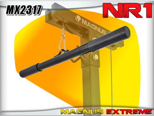Straight bar for lat tower Magnus Extreme MX2317
